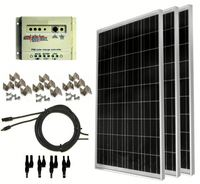 NEW Arrival Portable Compact solar power system 500 kw