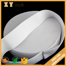 40mm white roll packed elastic webbing/band furniture elastic sofa webbing/underwear webbing