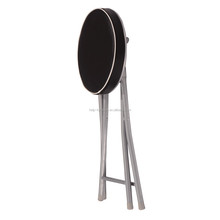 Cushion round folding stool