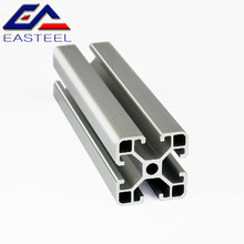 China factory direct sale high quality slotted aluminum extrusion