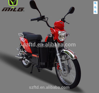 High Quality 2000W New Model City Sports High Speed Adult Electric Motorcycle for