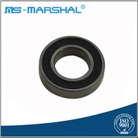 Factory made rubber bridge bearing 6304 2rs