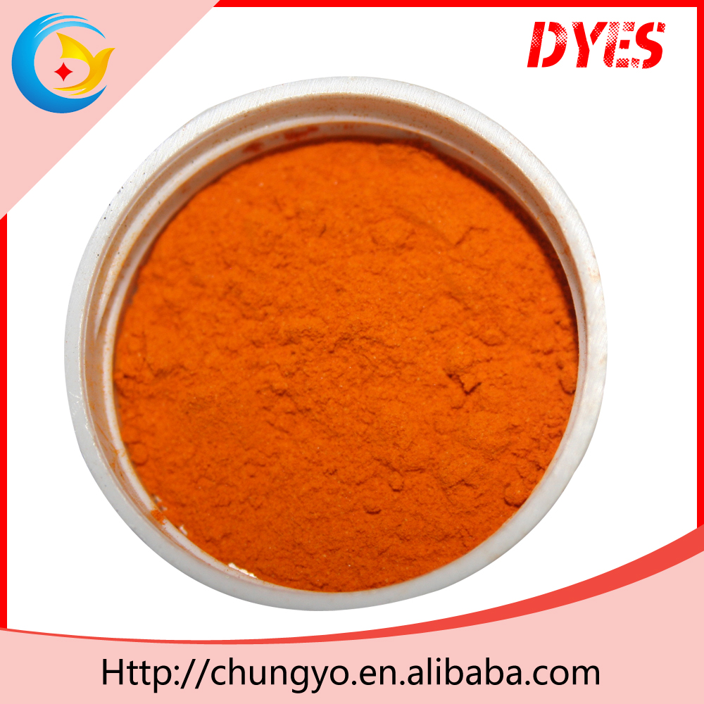 Dyes Factory Direct Dyes Direct Orange 34 for Leather Dyeing