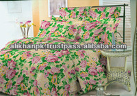 fine Quality Printed Bed Sheet
