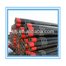 Black steel seamless pipes SCH10 ASTM A106