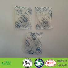 Silica Gel Mini Packed Desiccant/Food medical Grade Silica Gel