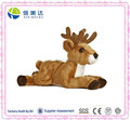 plush deer toys, 8 inches in brown