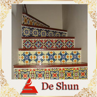 Spain Style spanish decorative wall Ceramic Decor Tile