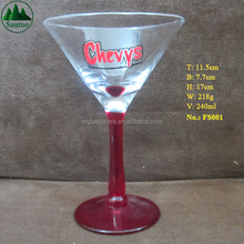 Custom Martini Party Set Glassware with Logo