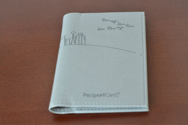 Passport cover Cervo