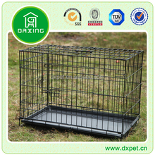"30"" Large Collapsible Metal Pet Dog Puppy Cage Crate DXW003"