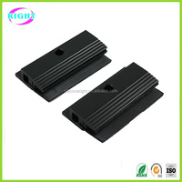 Thin film Module Inter Clamp/thin film panel clamp/solar module clamp
