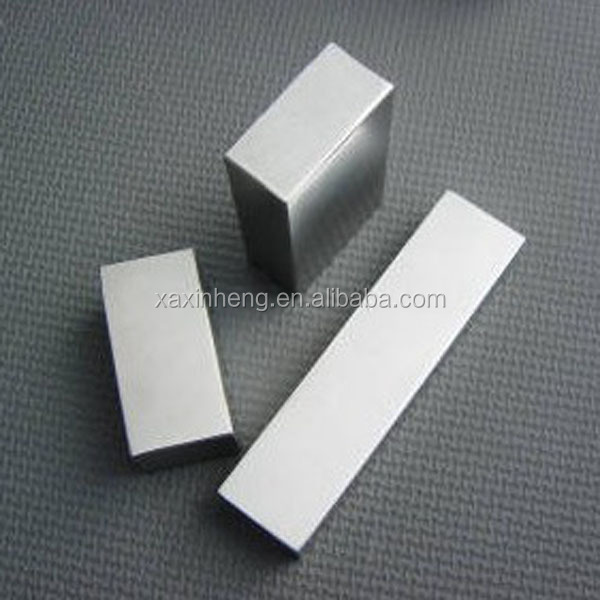 pure Tungsten and wolfram alloy block price