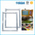 20*24inch white mesh 43T 59T 72T silk screen frame with mesh
