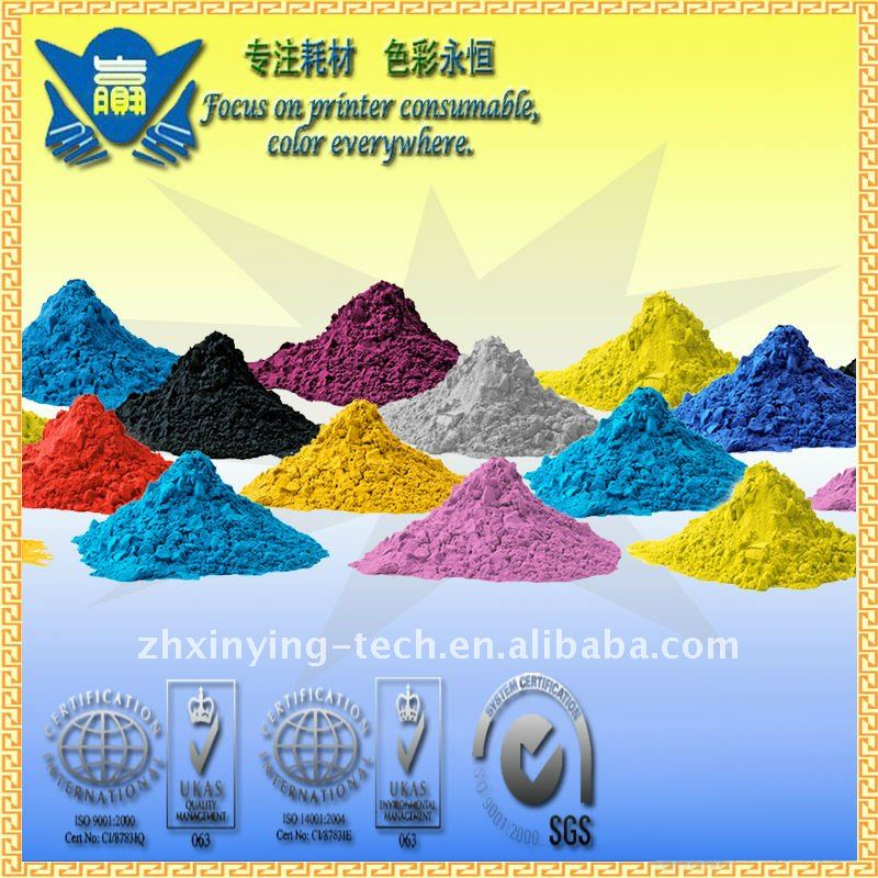 Compatible color toner powder for HP C1600