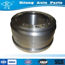 China wholesale auto parts brake drum for truck , bus, trailer and semi trailer
