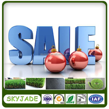 SKYJADE Hot on sale artificial grass with high quality and cheap price