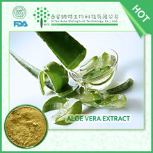 100% pure natural Aloe Vera leaf Extract Aloe emodin 20% HPLC low price