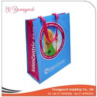 Plastic laminated non woven bag with low price