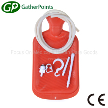 2000ML Hot Water Bottle Enema Douche Bag