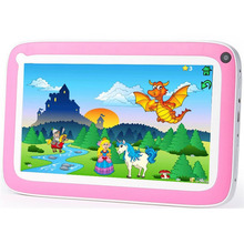 Best Cheap Kids Tablet A33 Quad Core 7 Inch Kids Tablet Pc 1024*600 Resolution