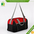 Wholesale classic design polyester hiking travel shoulder duffle bag