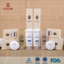 JET-SET-002 China Golden Supplier Hotel Amenity Set Disposable