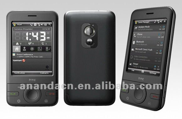 P3470 Smart Mobile Phone (Windows 6.0 +Wifi + Bluetooth +GPS Navigation +Java + EUR Maps)