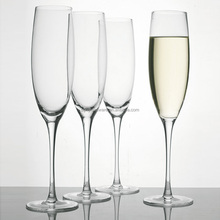 wholesale clear champagne glass
