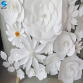 This year new hot sale decoration paper flower garland