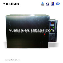 Hot sales yellowing resistance tester simulate ultraviolet radiation industrial heating of sunlight tester chamber UV-15