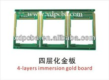 4 layers Immersion Gold electric PCB
