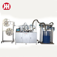 Hot sale fully automatic flap disc abrasives making machine
