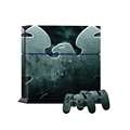 Lowest price for PS4 sticker Mysterious totem +2pcs controller skin