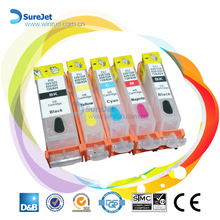 PGI-725 CLI-726 for canon compatible ink cartridge MG5170