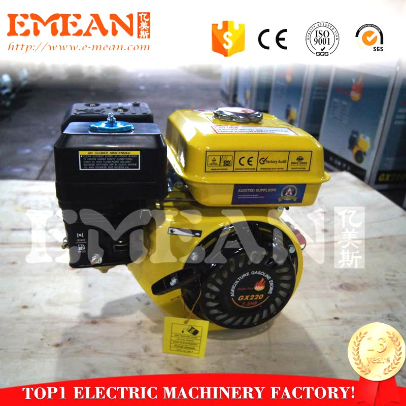 Hot Sale Top Quality GX270 9HP 2 cylinder gasoline engine from China factory for DEALER