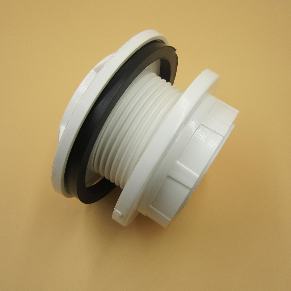 Male and Female Thread PVC Plastic Tank Fittings