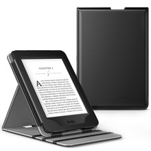 Simple and Stylish design with magnetic closure Cover for Amazon All-New Kindle Paperwhite 1,2,3
