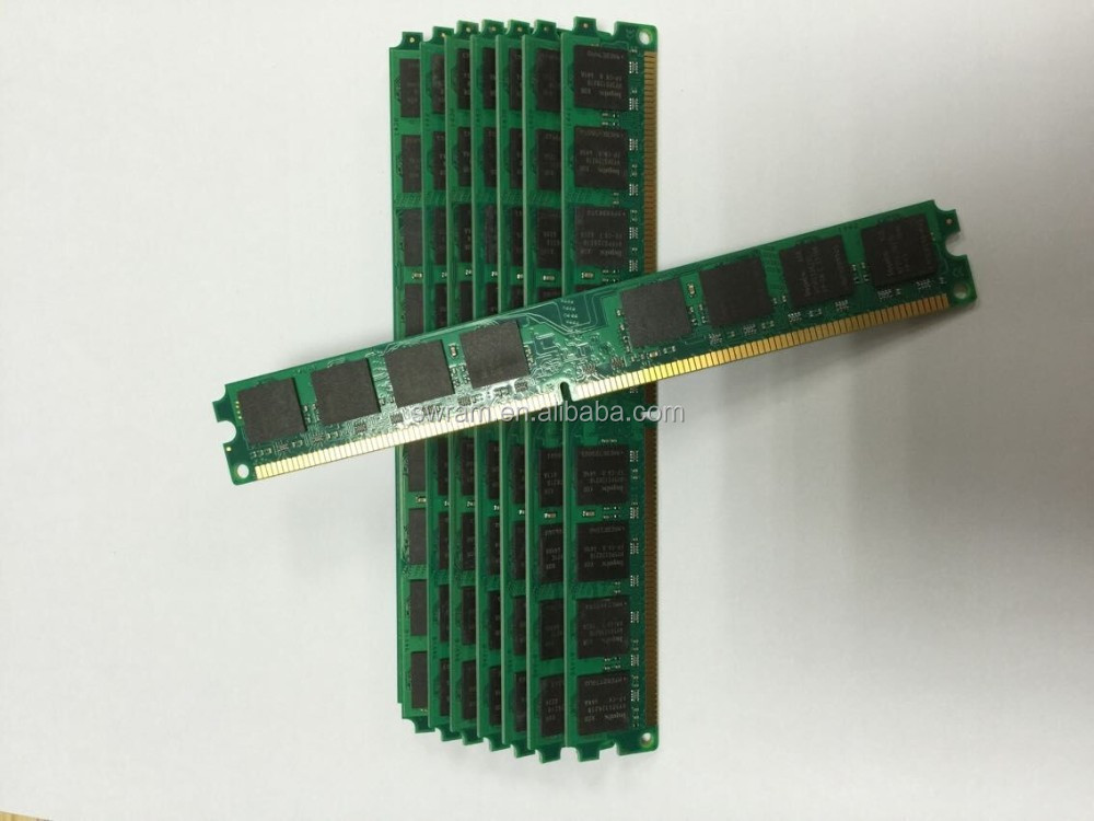 cheap price and good quality PC800 DDR2 1GB ram memoria