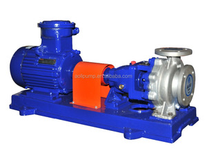 IH Single Stage SS Chemical Centrifugal Pumps From Shanghai China