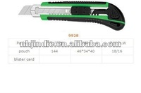 good quality safe handy Plastic paper Utility Knife