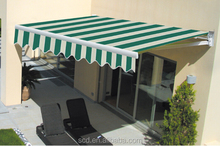 Iron Retractable Awning with bracket