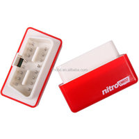 A+++ Quality Nitro OBD2 Diesel Car Chip Tuning Box Plug and Drive NitroOBD2 For Diesel Cars Interface OBD