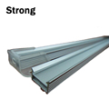 Factory direct sale custom strip extrusion aluminum profile for leds