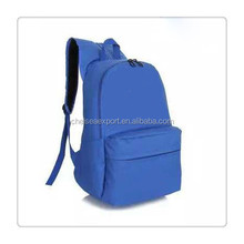 Leisure style Unisex backpack School bag Teenager Canvas gym bag