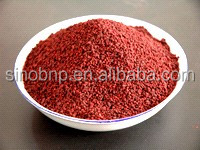 Japanese red koji rice for health capsules