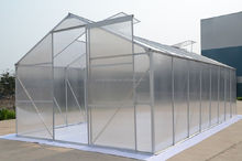 uv coating transparant polycarbonate sheet greenhouse