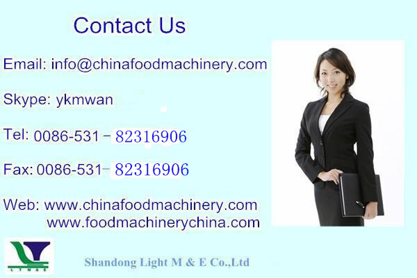 High Quality Stainless Breakfast Cereal Extrusion Machinery