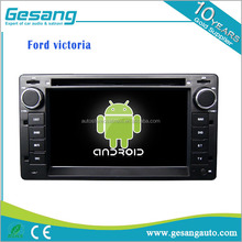 Dashboard Placement and CE FCC Certification Android 6.0 Car DVD player for Ford victoria with 3g/4g