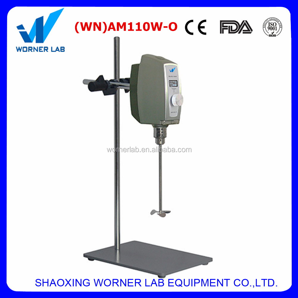 High Efficiency horizontal screw ribbon paddle mixer for lab